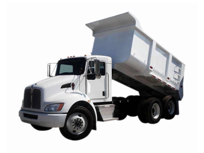 Camiones de volteo