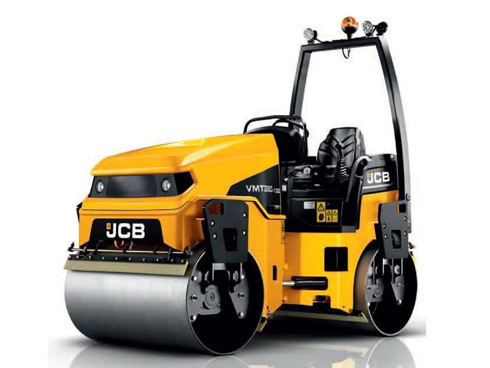 Rodillos JCB VMT 380-140